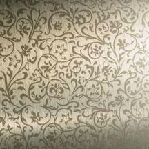 EMP03 - Цветочный орнамент Серебро