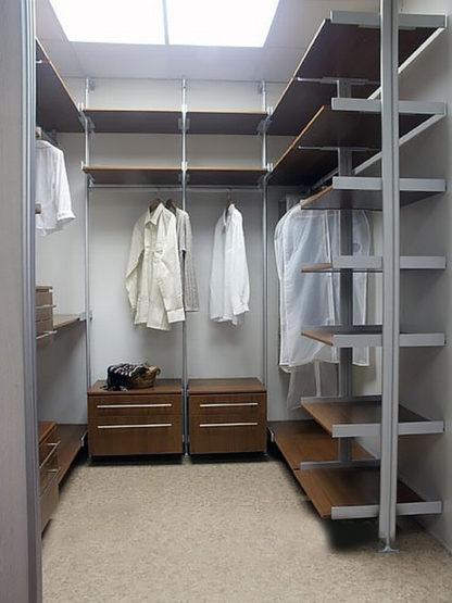 Гардеробная комната ГС-15